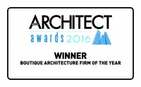 MEAA Winners Logo - Boutique Architecture Firm