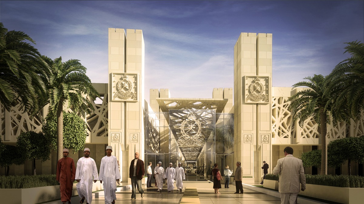 https://www.edgedesign.ae/wp-content/uploads/2019/02/Royal-Oman-Police-Headquarters-Masterplan-Entrance.jpg